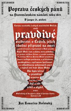 Poprava českých pánů - Jan Rosacius Hořovský