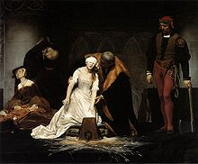 220px paul delaroche the execution of lady jane grey